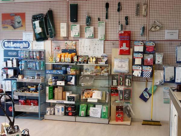 Vendita-accessori-sacchetti-aspirapolvere-Faenza